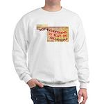 Flat Oklahoma Sweatshirt