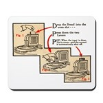 Toastmaster 1A1 Mousepad
