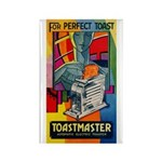Toastmaster 1A1 Rectangle Magnet (10 pack)