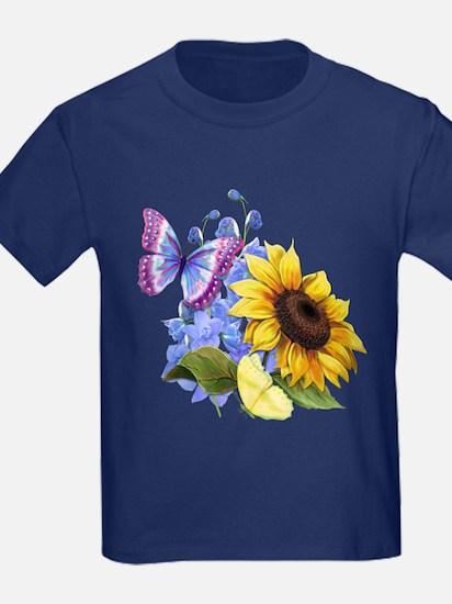 Sunflower Mix T