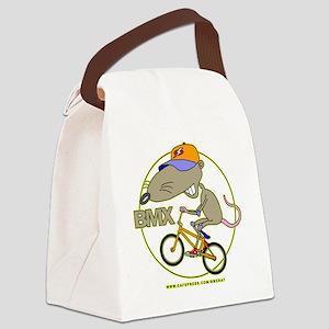 BMX-RAT Canvas Lunch Bag