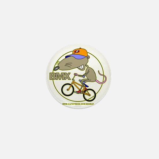 BMX-RAT Mini Button