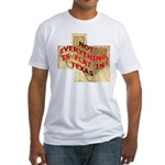 Flat Texas Fitted T-Shirt