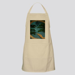 SnakesYearWide Apron