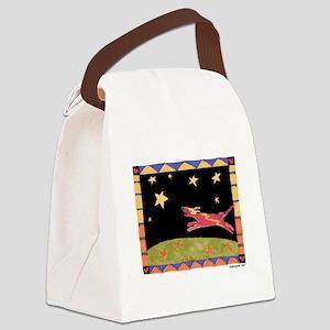 Stardog Canvas Lunch Bag