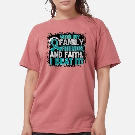Gynecologic Cancer Survivor FamilyFr T-Shirt