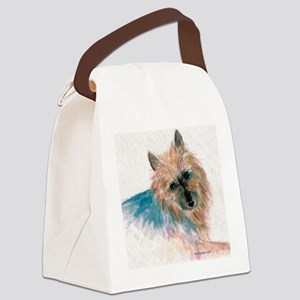 AustralianTerrier3 Canvas Lunch Bag