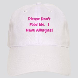 Please Don't Feed Me - Allerg Cap