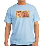 Flat Nebraska Light T-Shirt