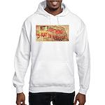 Flat Nebraska Hooded Sweatshirt