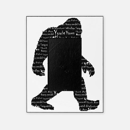 Bigfoot Sasquatch Yowie Yeti Yaren S Picture Frame