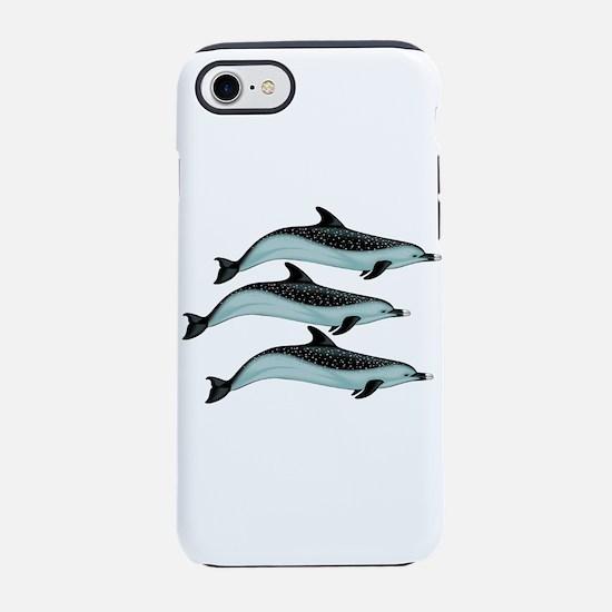 RIDING SURF iPhone 7 Tough Case