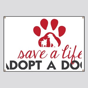 Save a Life Banner