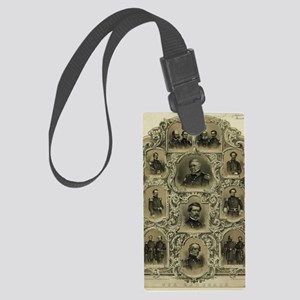 Our Generals Large Luggage Tag