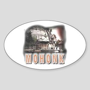 Mohonk Oval Sticker
