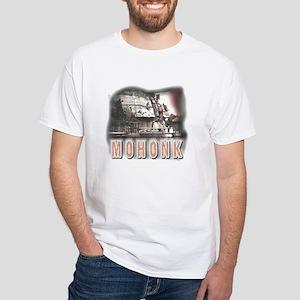 Mohonk White T-Shirt