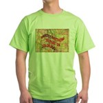 Flat Colorado Green T-Shirt