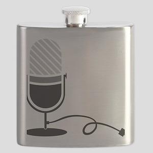 Microphone Flask