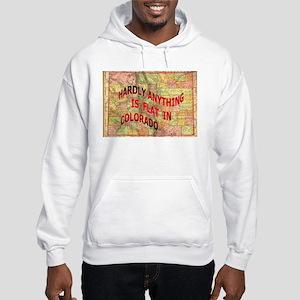 Flat Colorado Hooded Sweatshirt