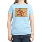 Flat Colorado Women's Light T-Shirt