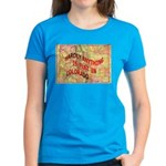 Flat Colorado Women's Dark T-Shirt