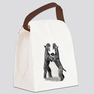 KerriesWball Canvas Lunch Bag