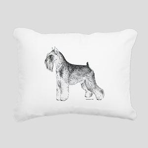 Miniature_Schnauser_Terrier020 Rectangular Can