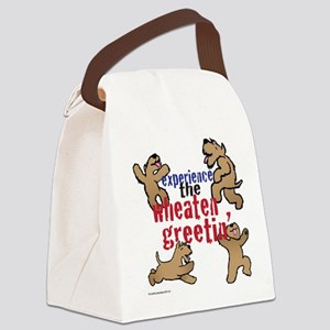 experienceSCWT Canvas Lunch Bag