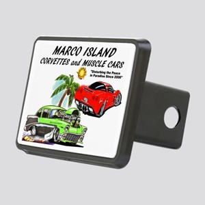 marco island corvettes and Rectangular Hitch Cover
