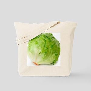 Iceberg lettuce Tote Bag