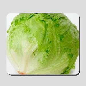 Iceberg lettuce Mousepad