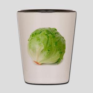 Iceberg lettuce Shot Glass