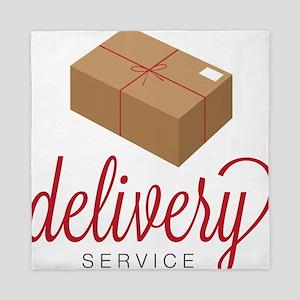 Delivery Queen Duvet