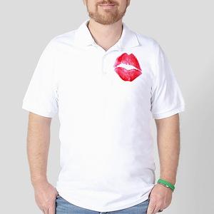 kiss Golf Shirt