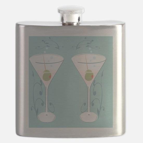 martini flip flops Flask