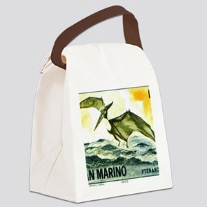 San Marino 1965 Pteranodon Postag Canvas Lunch Bag