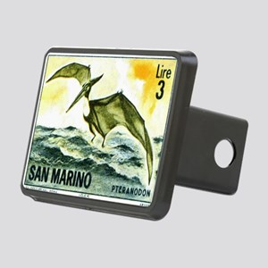 San Marino 1965 Pteranodon Rectangular Hitch Cover