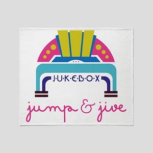 Jump & Jive Throw Blanket