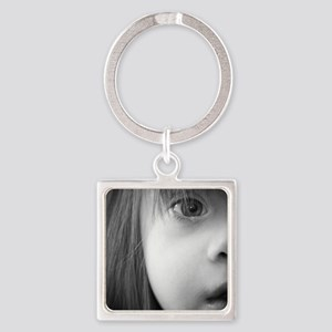 DS the BIG Picture Square Keychain