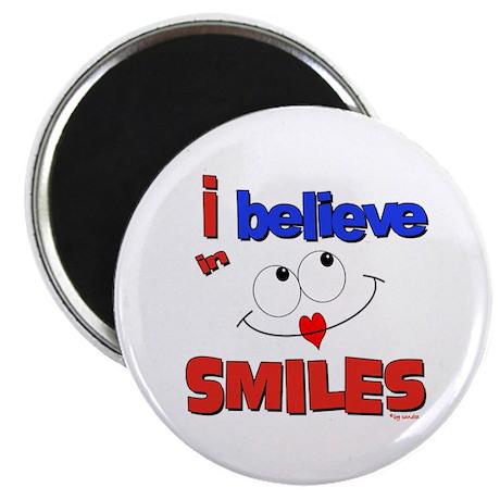 ... smiles Magnet