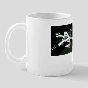 Convair Manned Observational Satellite  Mug