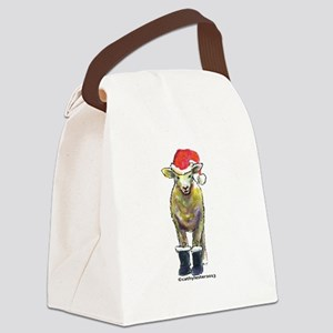 SheepBoots Canvas Lunch Bag