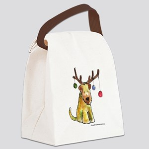 SCWTantlers Canvas Lunch Bag
