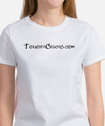Tagged URL Women's T-Shirt