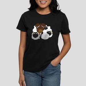 RedAussieHerdingMirrorLt T-Shirt