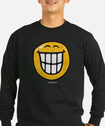 delight smiley T
