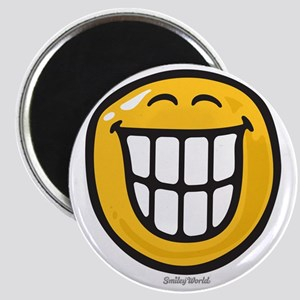 delight smiley Magnet