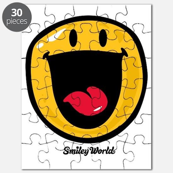 excitement smiley Puzzle