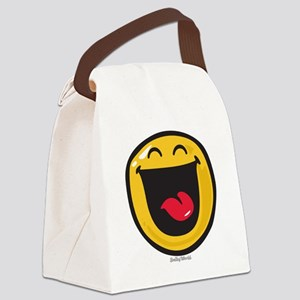 highly amused Canvas Lunch Bag