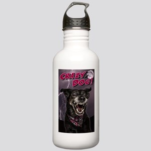 CRAZY DOG! Stainless Water Bottle 1.0L